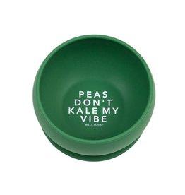 Peas Don't Kale Bowl