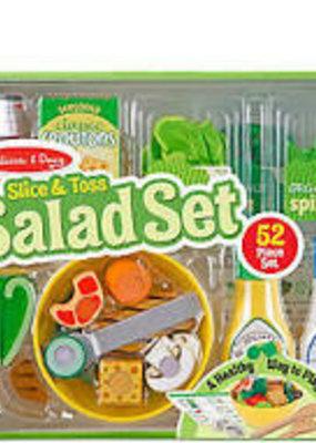 Slice and Toss Salad Set