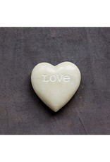 Love Soapstone Heart