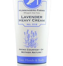Lavender Heavy Cream | 3oz Tube