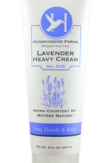 Lavender Heavy Cream 8oz Tube
