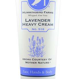 Lavender Heavy Cream | 8oz Tube