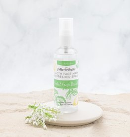 Face Mask Refresher Spray | Herbal Mint