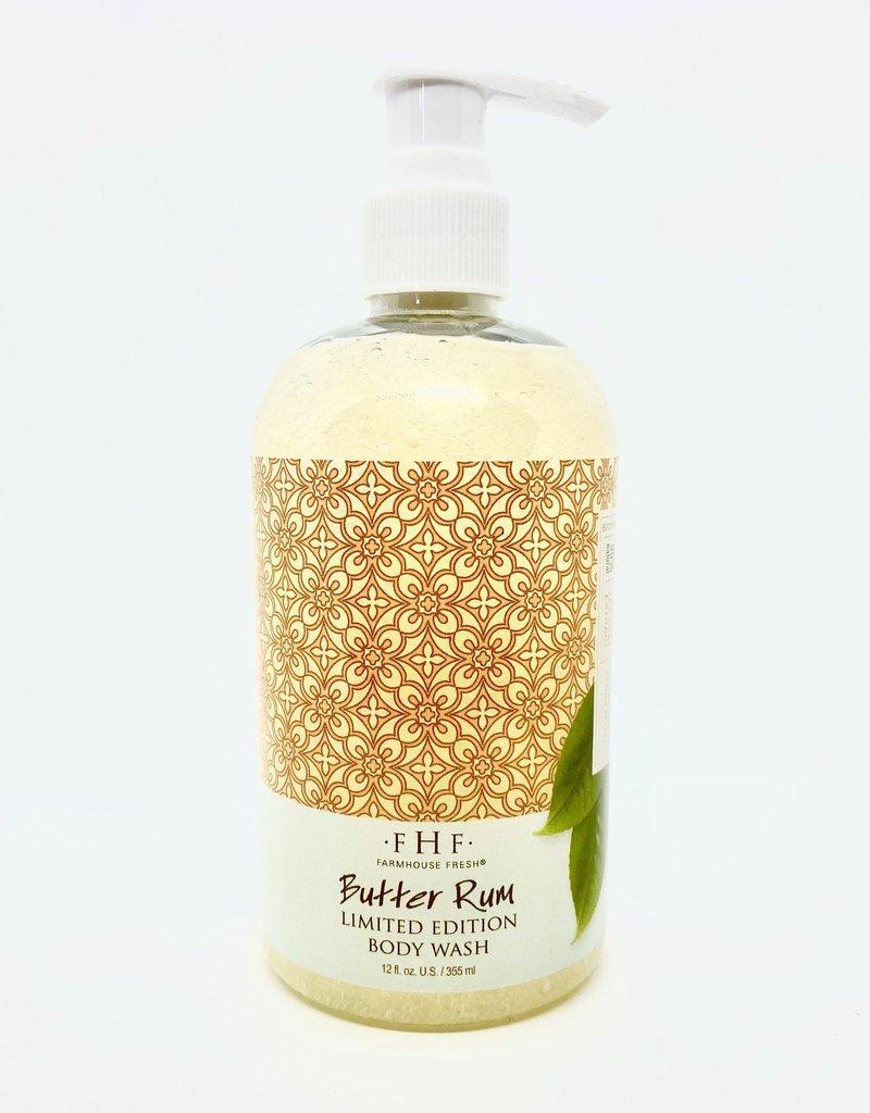 Body Wash - Butter Rum