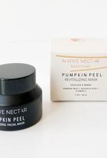 Pumpkin Peel Revializing Mask