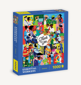 Essential Workers Puzzle   1000 piece