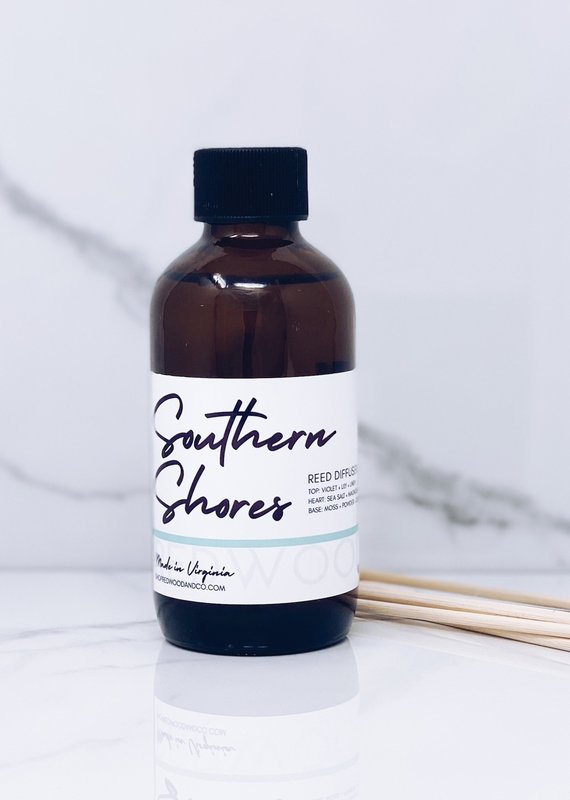 Southern Shores Reed Diffuser