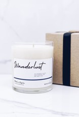 Wanderlust 10.5 Boxed Candle