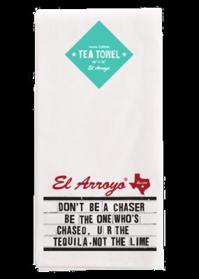 El Arroyo Tea Towel | Chaser