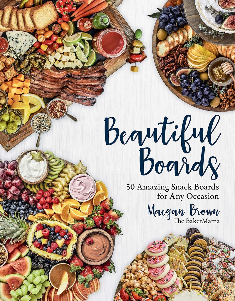 Beautiful Boards Book by Meagan Brown