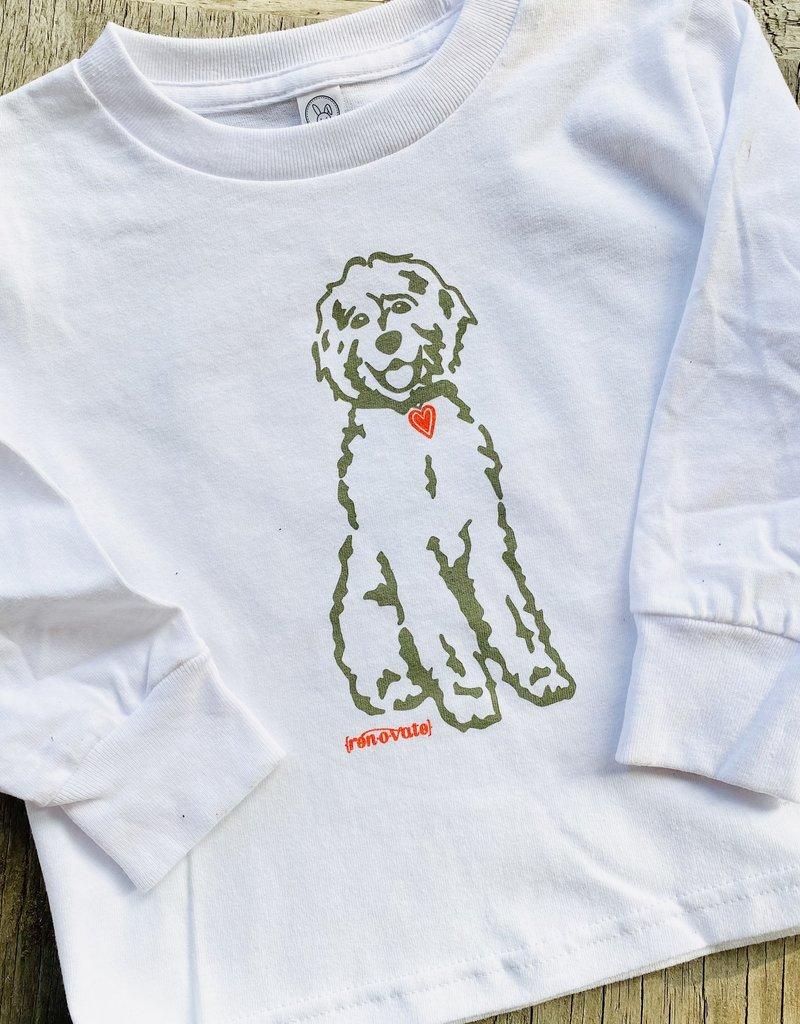 Renovate Dog Shirt