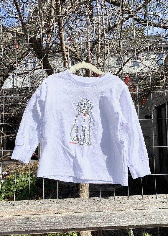 Kids Renovate Dog Shirt
