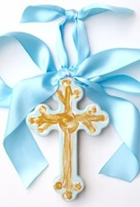 Hand Painted Cross Small