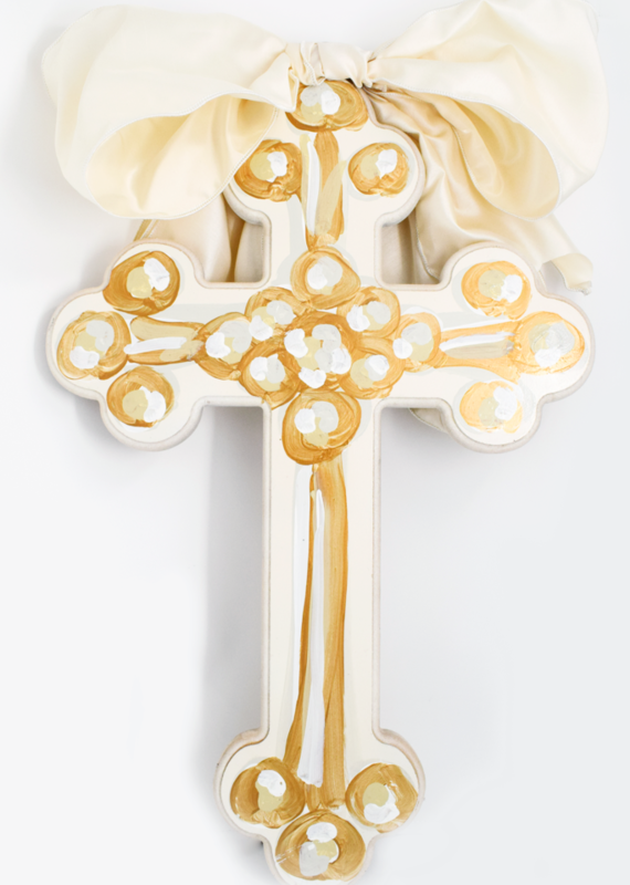 Hand Painted Cross | Extra Large