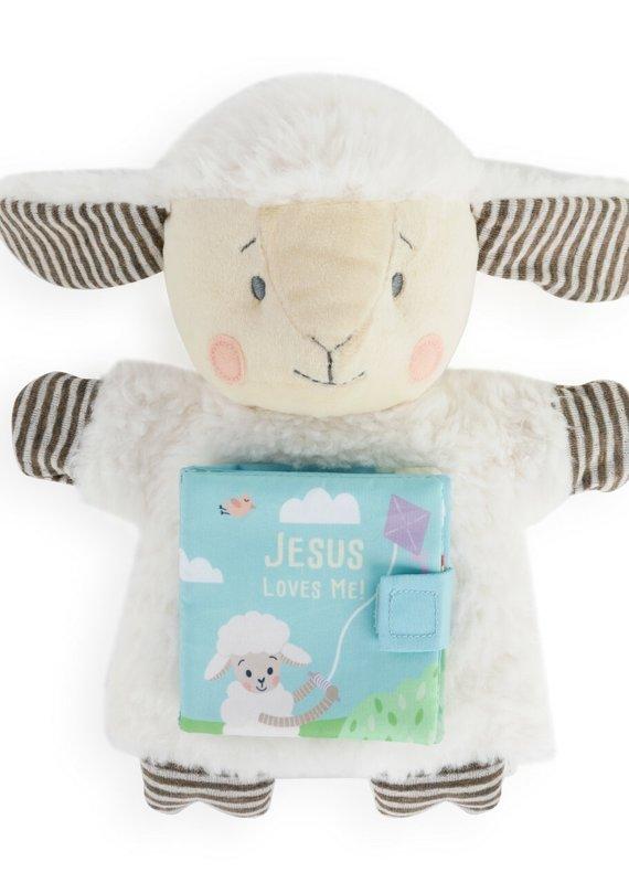 Jesus Loves Me Puppet Book