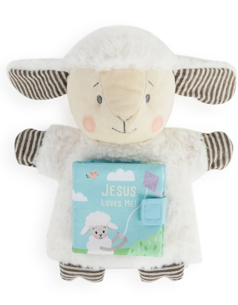 Jesus Loves Me Puppet Book