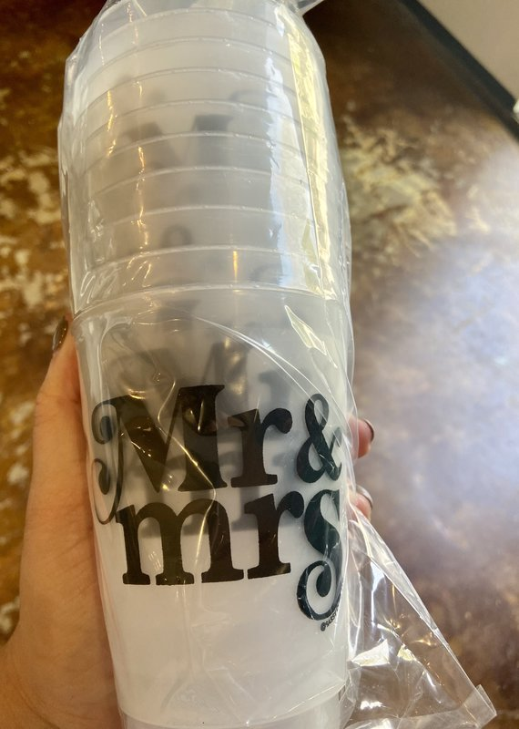 Mr. and Mrs. Cups | Frost Flex