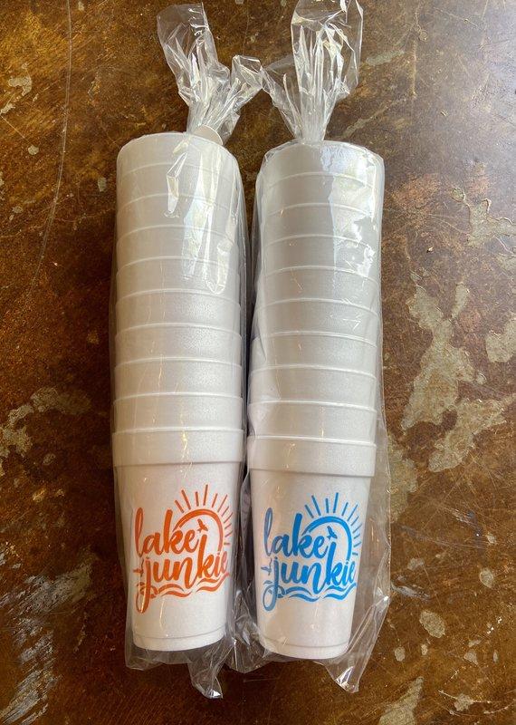 Lake Junkie Cups | Styro