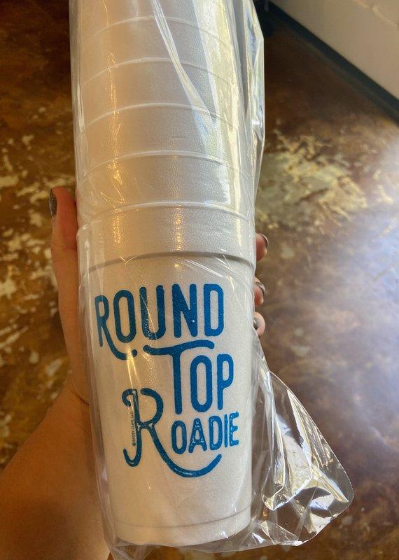 Round Top Roadie Cups | Styro