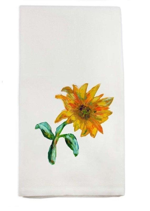 Sunflower Tea Towel | Cotton