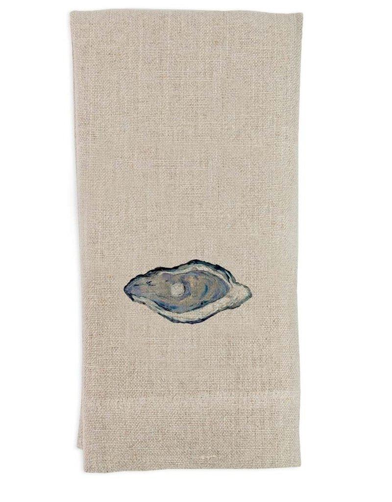 Oyster Tea Towel