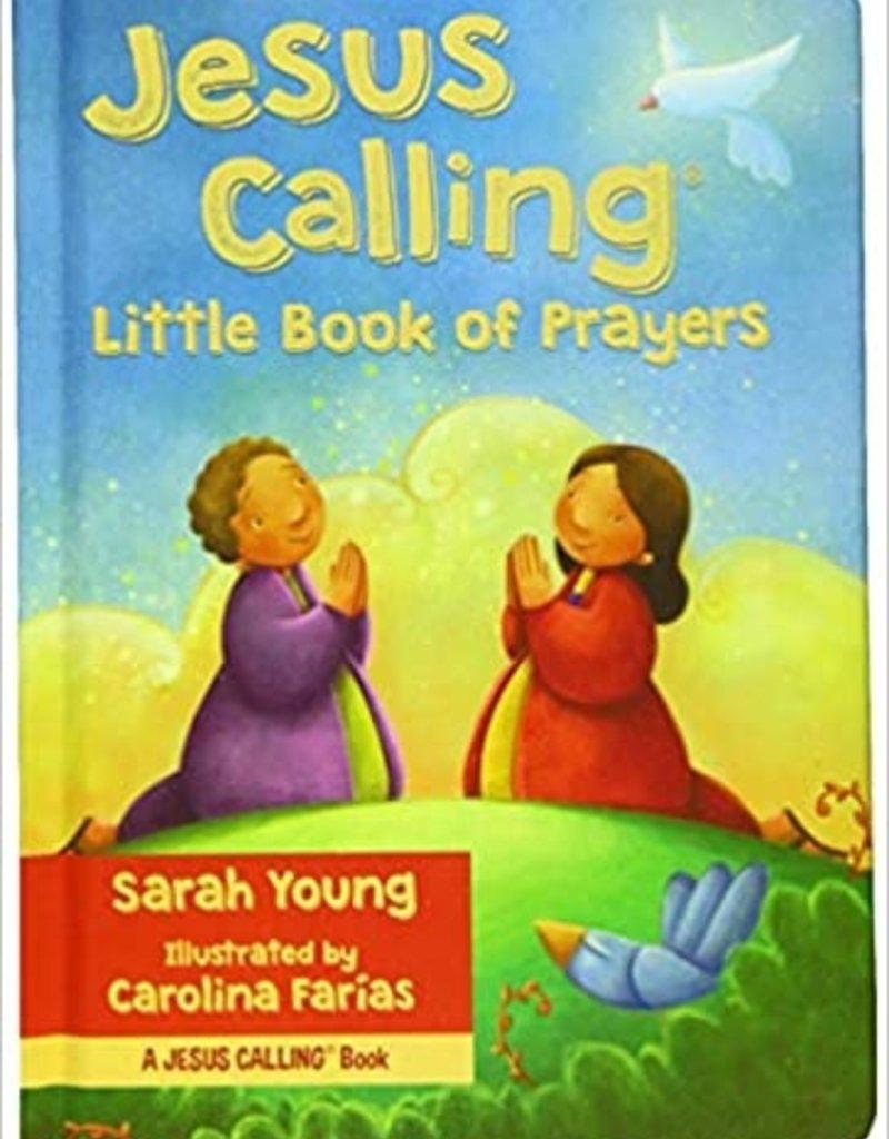 Jesus Calling Little Book of Prayer