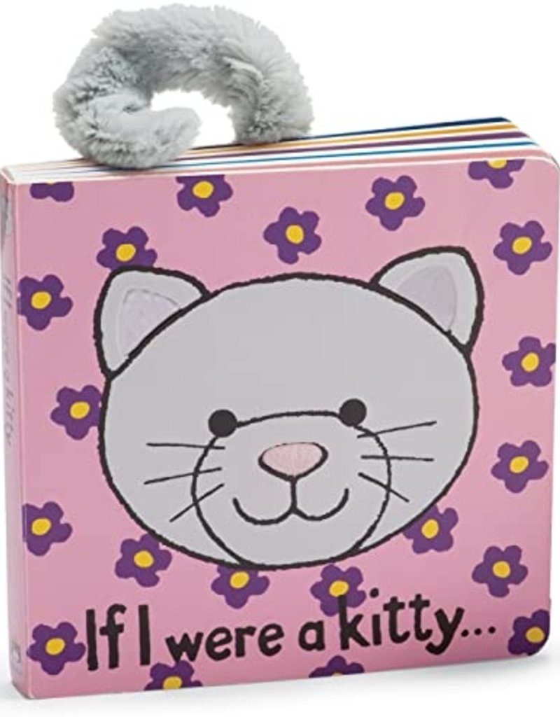 Book-If I Were a Kitty-Grey