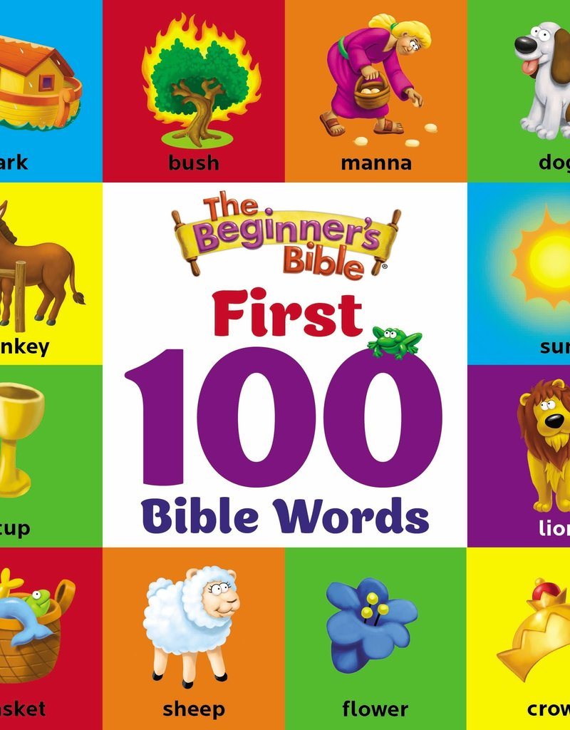 Beginners Bible First 100 Words