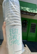 Best Day Ever Coffee Cups