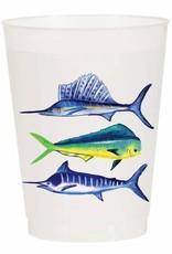 Sport Fish Cups