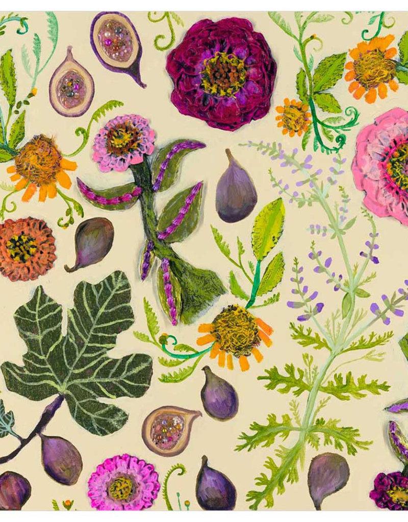 Wildflowers 24X24 Figs