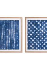 Batik Diptych-Set of 2