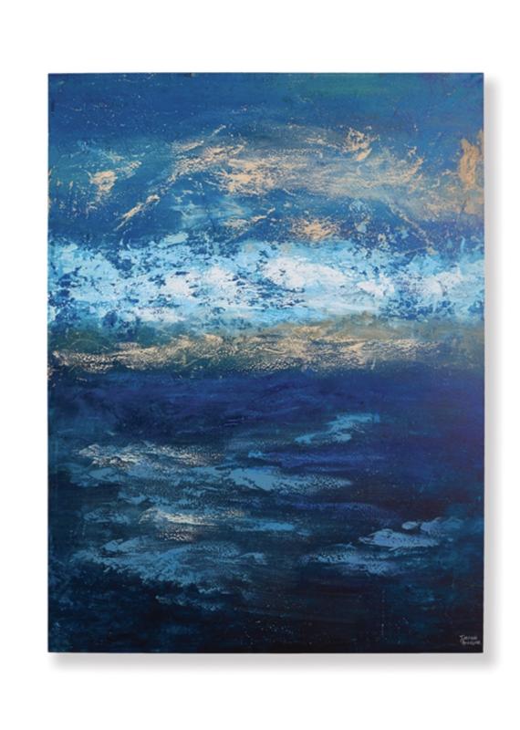 Blue Haze Giclee 35.25 x 47