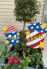 Bang/Boom Firecrackers set of 2