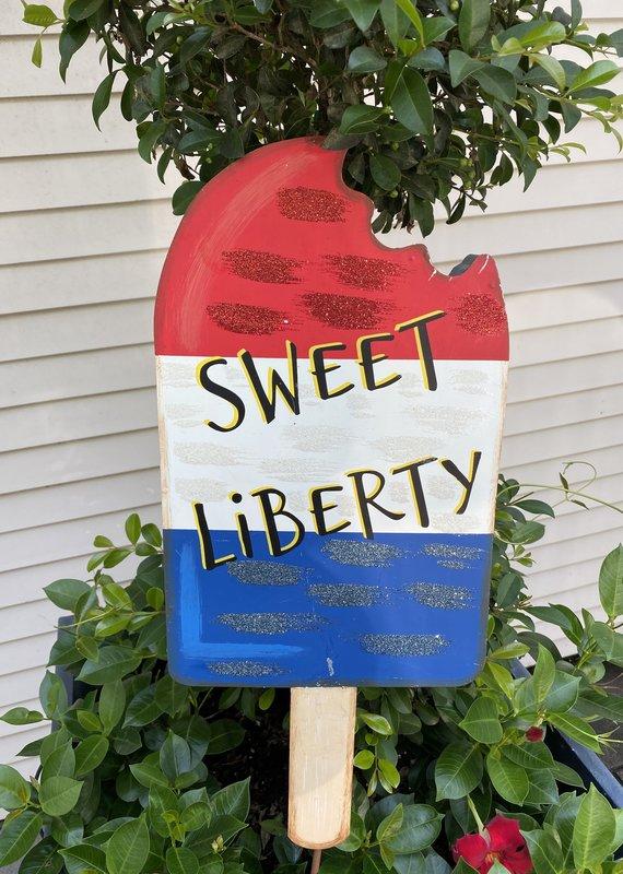 Sweet Liberty Popsicle Stake