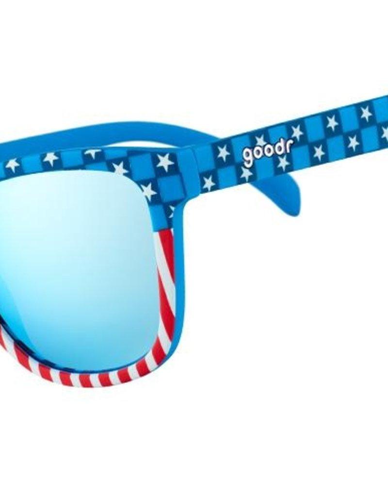 OG Goodr US Flag Metric System