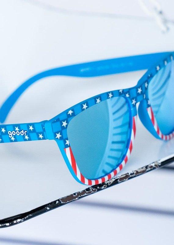 OG Goodr US Flag Sunglasses