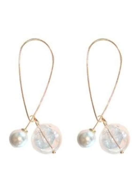 Pearl and Glass Threaders