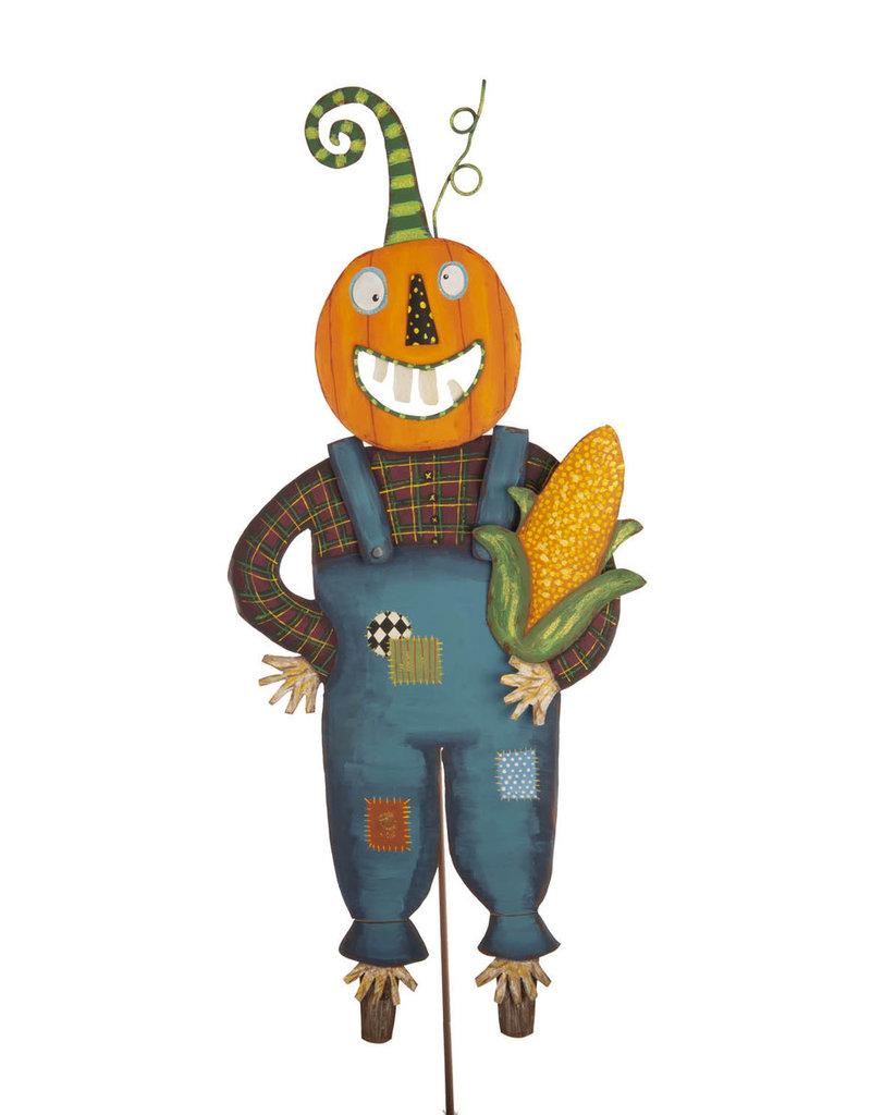 Crazy Tooth Scarecrow