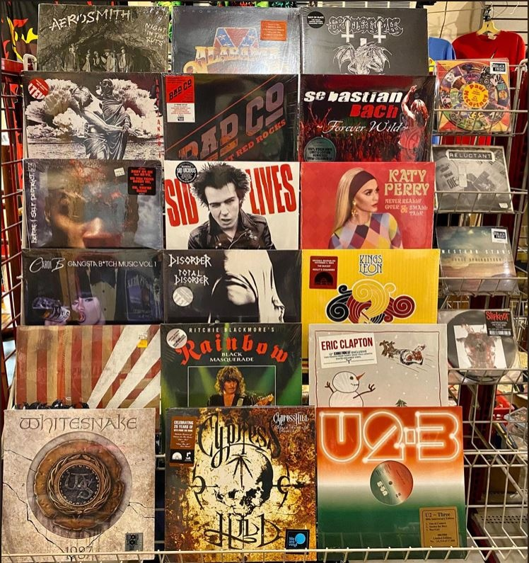 40 year anniversary Licensed Albums
