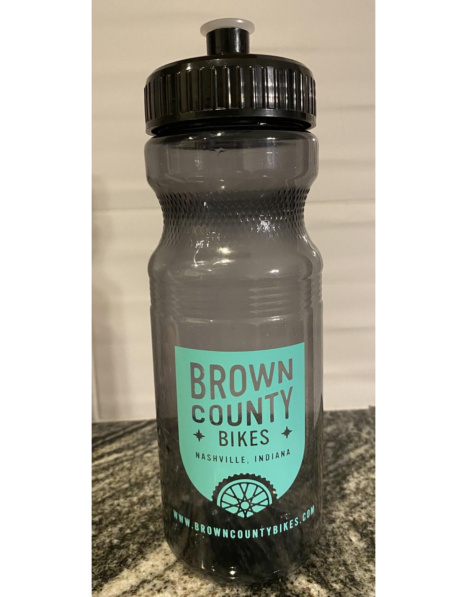 Brown County Bikes Water Bottle
