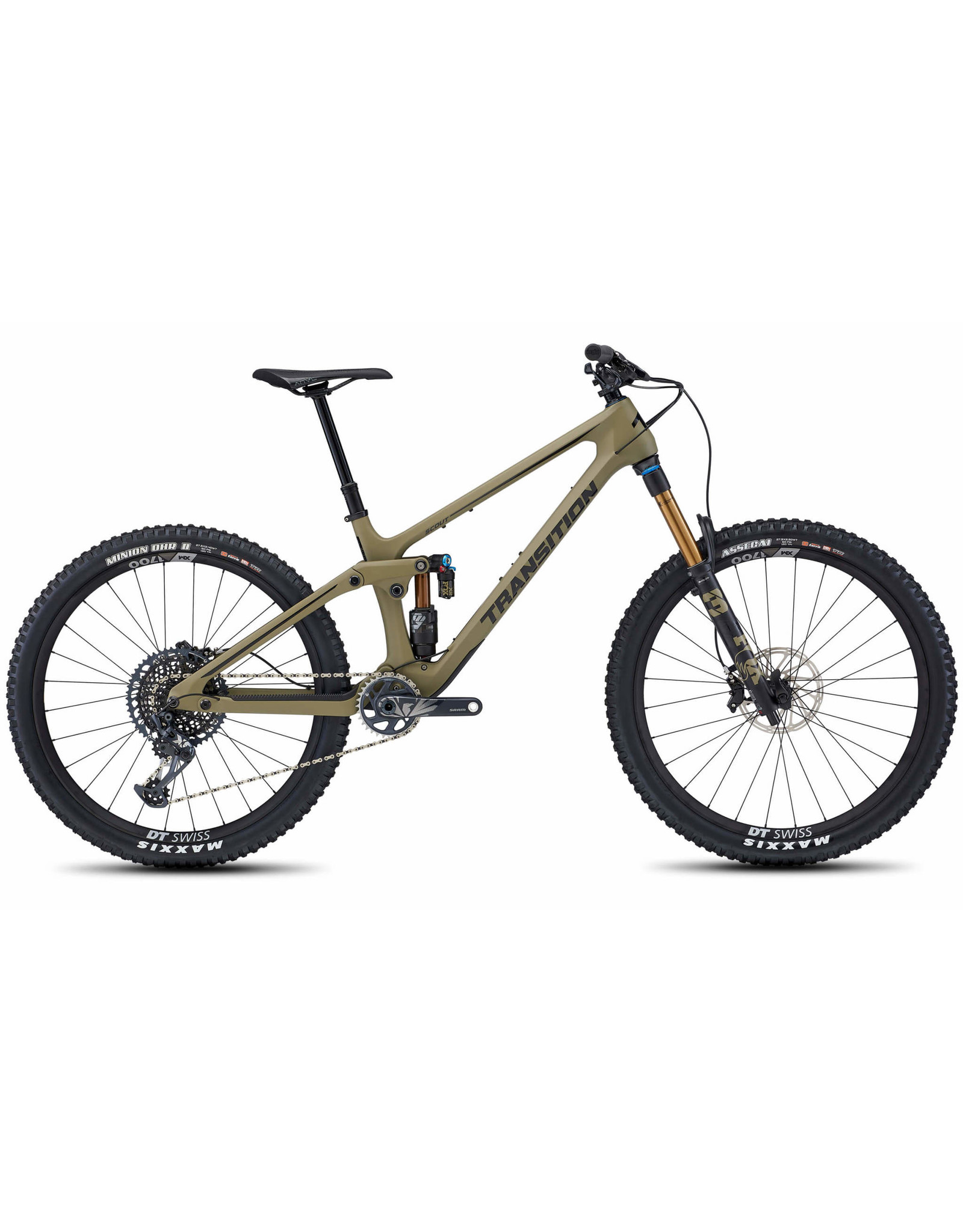 Transition Bikes Transition Scout Carbon XT