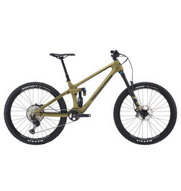 Transition Bikes Rental Transition Scout Carbon XT Large Olive Green