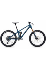 Transition Bikes Rental Transition Scout Carbon XT Medium Blue (Pink Pedals)