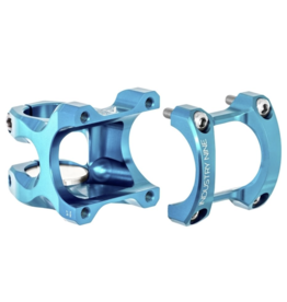 "Industry Nine Industry Nine A35 Stem - 32mm, 35 Clamp, +/-9, 1 1/8"", Aluminum, Turquoise"
