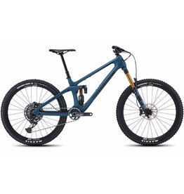 Transition Bikes Rental Transition Scout Carbon XT Large Blue