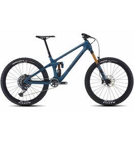 Transition Bikes Rental Transition Scout Carbon XT Large Blue