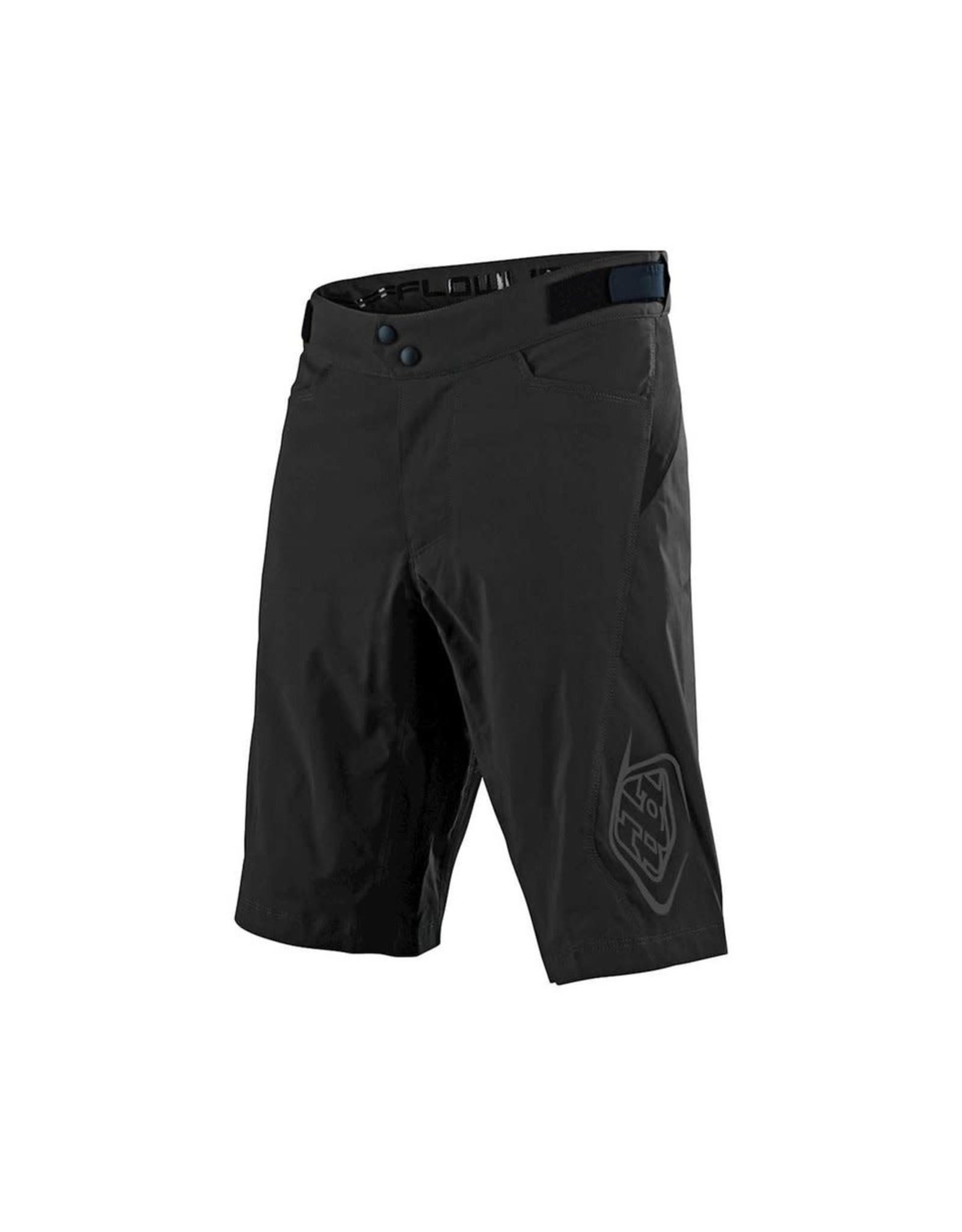 FLOWLINE SHORT; BLACK 32