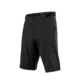 FLOWLINE SHORT; BLACK 38