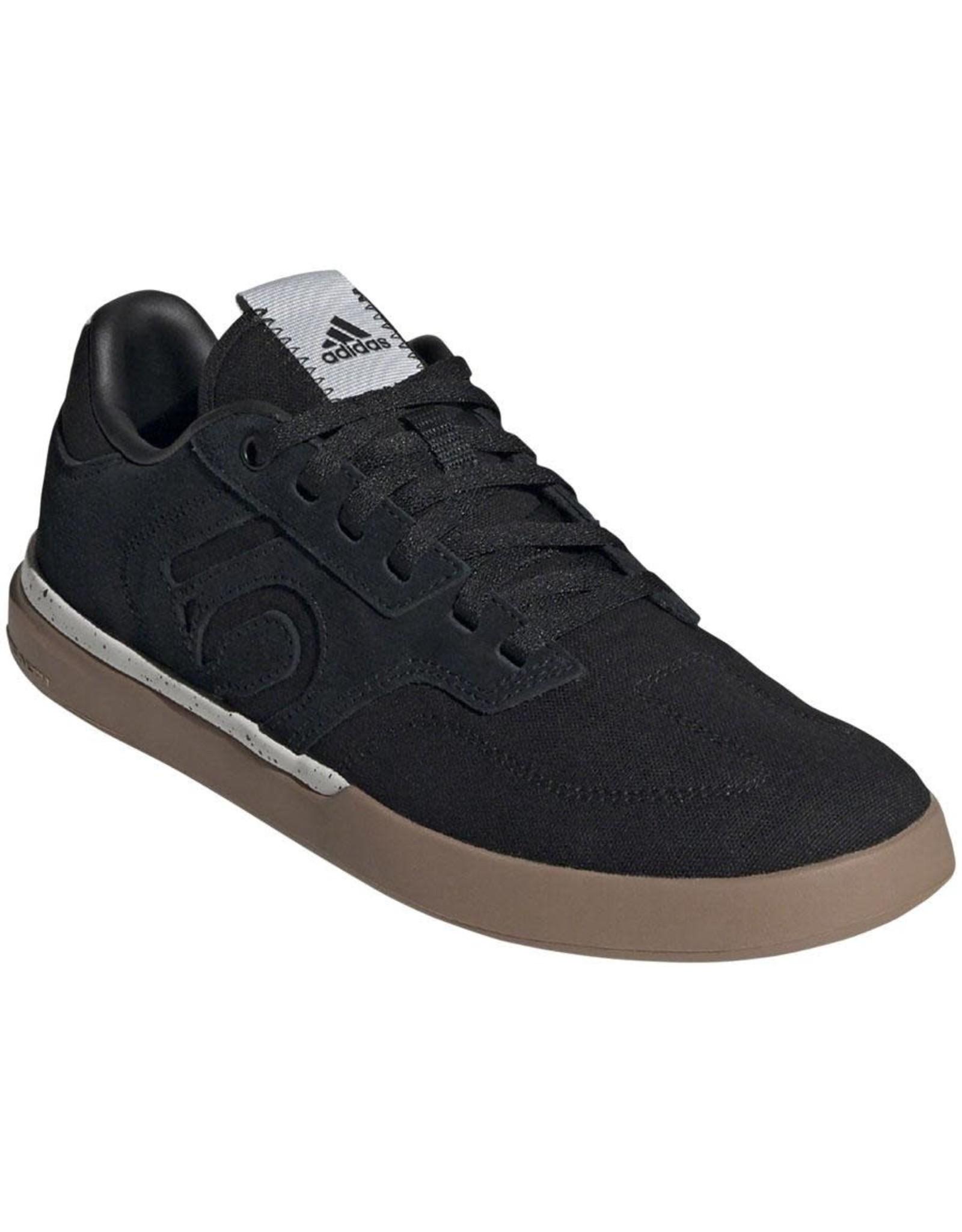 Five Ten Five Ten Sleuth Men's Flat Shoe: Black/Black/Gum 11